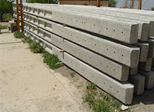 Concrete Pole H-Section